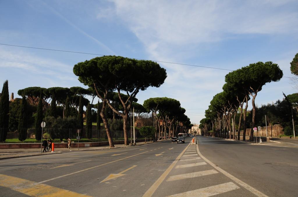Via Appia keresztútja